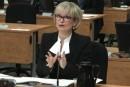 CEIC: «Je n'ai jamais fait de financement», dit Julie Boulet
