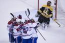 Le Canadien élimine les Bruins