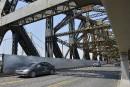 Un écran protecteur pour le pont de Québec