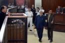 Égypte: 126 pro-Morsi condamnés à 10 ans de prison