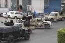 Le Parlement libyen attaqué