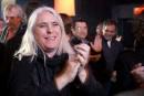 Rentrée parlementaire: des papillons pour Manon Massé
