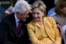 Les Clinton sur la brèche