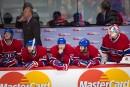 Privé de Carey Price, le Canadien s'incline 3-1 face aux Rangers