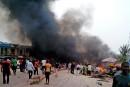Un double attentat fait au moins 118 morts au Nigeria