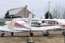 Aérodrome de Pintendre: Lévis met sa menace à exécution
