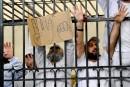 54 partisans de Morsi condamnés à perpétuité
