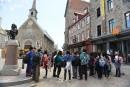 Tourisme à Québec: du monde dans les boutiques, moins dans les restos