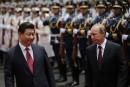 Important contrat gazier: «solidarité» sino-russe sur fond de tensions