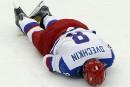 Ovechkin est remis de sa blessure à la jambe et revient au jeu