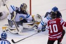Le Canada éliminé en quarts de finale au Mondial de hockey