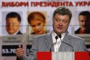 Porochenko poursuivra l'opération militaire contre les insurgés prorusses