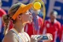 Eugenie Bouchard grimpe au 16e rang mondial