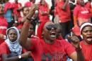 Nigérianes enlevées: le mouvement de soutien soulagé