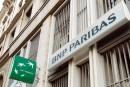 Washington réclame plus de 10 milliards à BNP Paribas