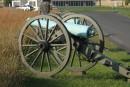 Courrier du globe-trotter: les champs de bataille de Gettysburg