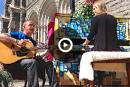Des pianos publics pour animer Québec