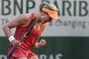 Eugenie Bouchard et Milos Raonic en huitièmes de finale