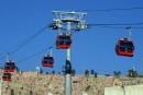 Bolivie: inauguration du téléphérique urbain le plus long et le plus haut du monde