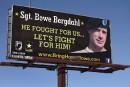 Libération du sergent Bergdahl: «Nous devions le sortir de là»
