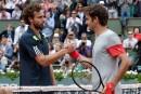 Roger Federer tombe devant l'électron libre letton