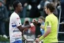 Rafael Nadal et Andy Murray en demi-finales