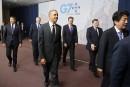 Face à la Russie, le G7 veut faire de la sécurité énergétique une priorité