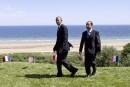 Débarquement de Normandie: Obama rend hommage aux soldats