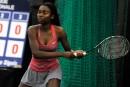 Françoise Abanda s'incline en demi-finale du tournoi junior