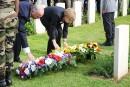 Merkel remercie les Alliés pour leurs «sacrifices» contre le nazisme