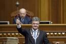 Le président Porochenko s'engage à maintenir l'unité de l'Ukraine