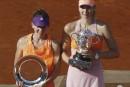 Finale Sharapova-Halep: un grand match