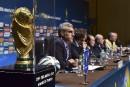 Corruption: les commanditaires mettent la pression sur la FIFA