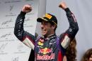 GP du Canada: une première pour Daniel Ricciardo
