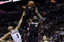 LeBron James et le Heat rebondissent