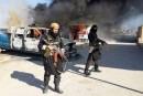 Des combats entre djihadistes font 45 morts dans l'Est syrien