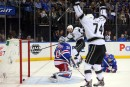 Les Kings trop forts