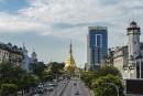 Les charmes discrets de Yangon