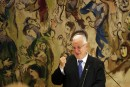Un faucon à la présidence d'Israël