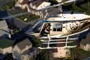 Un photographe intercepté par la SQ après avoir survolé la prison de Sherbrooke