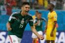 Le Mexique l'emporte face au Cameroun