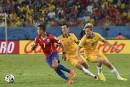 Le Chili bat l'Australie 3 à 1