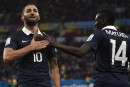 Benzema porte la France contre le Honduras
