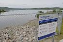 «Il ne va pas bien, le lac» Saint-Charles