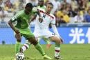Le Nigeria et l'Iran disputent le premier nul du Mondial