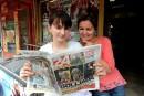 Photos de joueurs nus: la Croatie condamne les médias