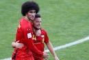 La Belgique vient à bout de l'Algérie