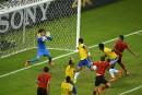 Le gardien du Mexique frustre le Brésil