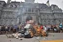 Manifestation: Coderre dénonce un «méfait inacceptable et irresponsable»