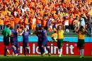Les Pays-Bas qualifiés pour les huitièmes de finale